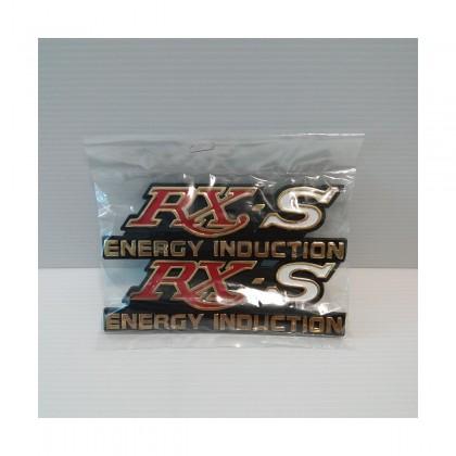 TOOL BOX EMBLEM (RX-S ENERGY INDUCTION) – RXS