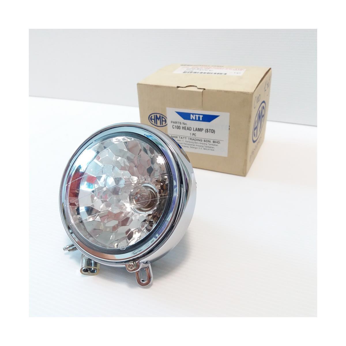 HEAD LAMP ASSY C100 (NTT)