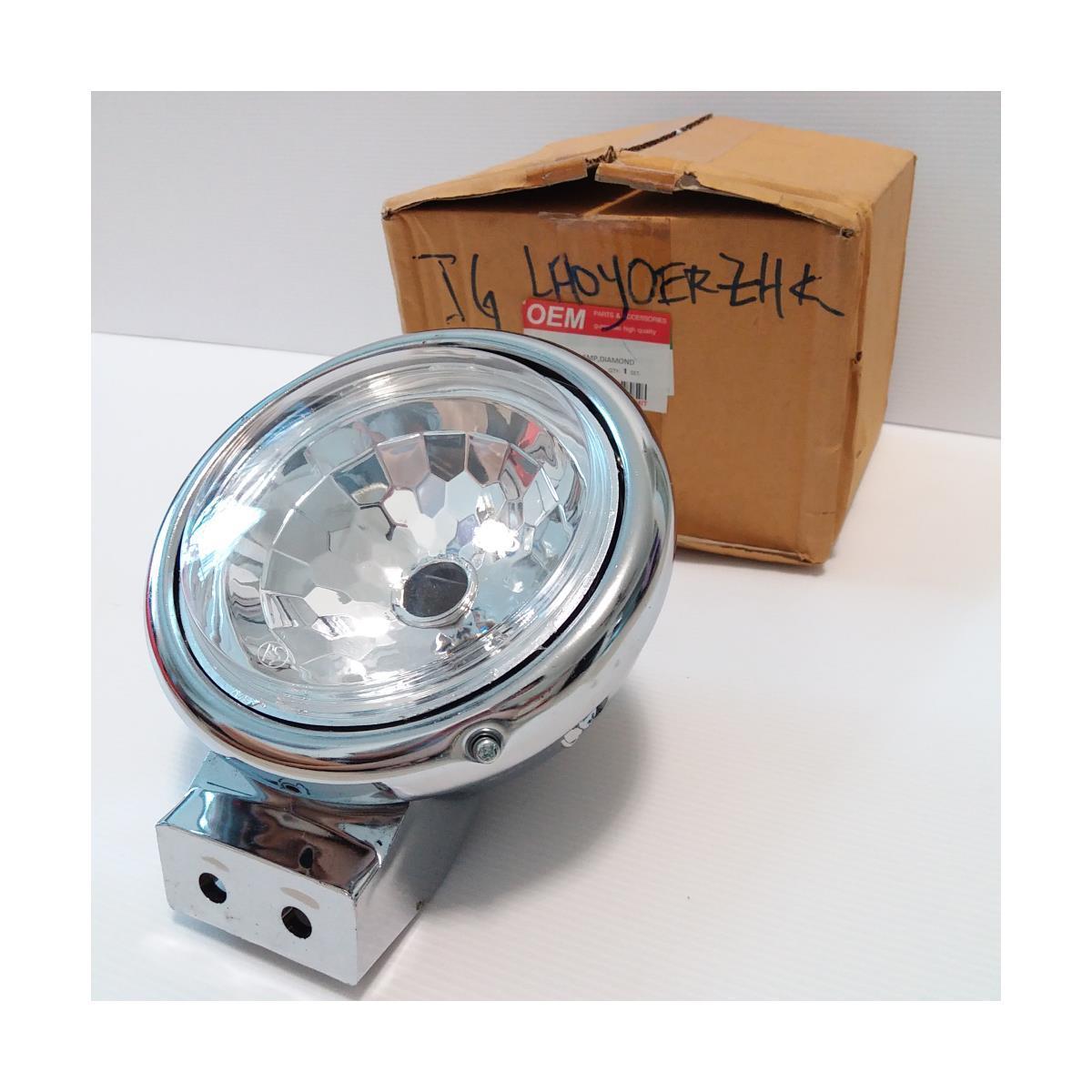 HEAD LAMP UNIT (DIAMOND) JAGUH