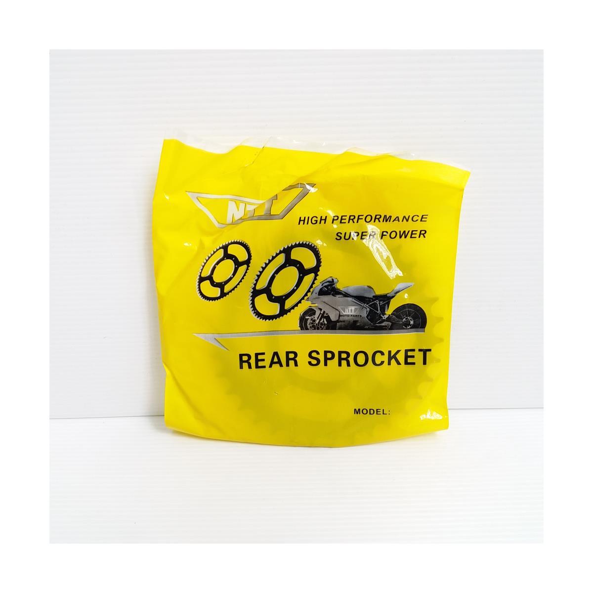 REAR SPROCKET EX5 34T (428)(NTT)