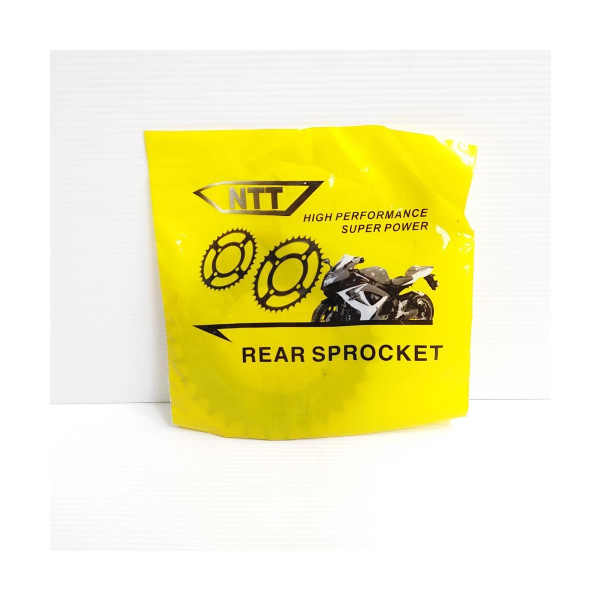 REAR SPROCKET RXZ 30T (428)(NTT)